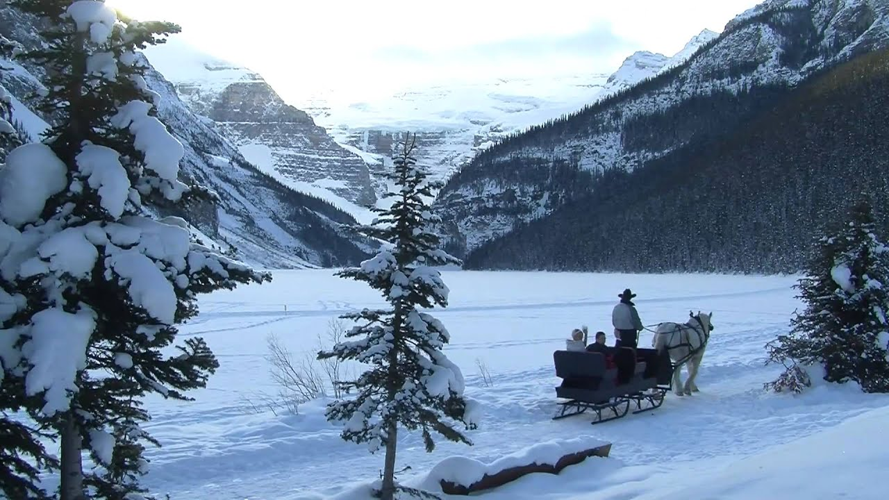 Fall 1080p Wallpaper Lake Louise Wedding Film January 2010 Youtube