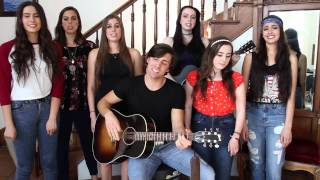 """Take Your Time"" by Sam Hunt - cover by CIMORELLI feat John King"