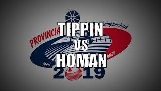 2019 ONT STOH FINAL - Homan vs Tippin