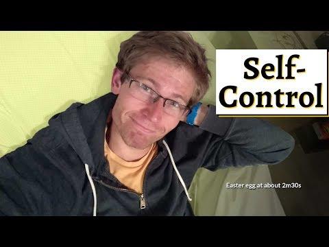 Reflection: Failing Self-Control - Ptony