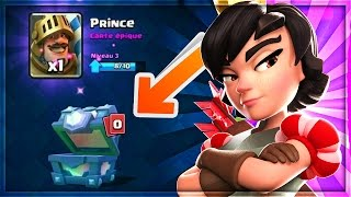 new rare legendary chest glitch clash royale massive chest opening