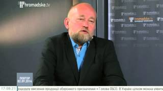 Ставлення до військових краще, ніж до добровольців - Володимир Рубан