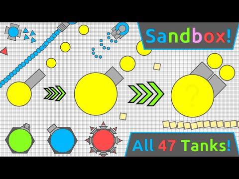 how to get godmode on diep.io sandbox