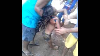 Menina morre afogada em barrinha sp