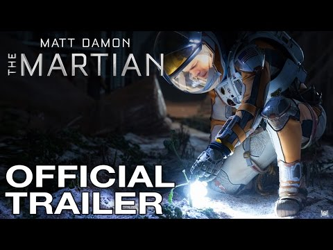 The Martian | Official HD Trailer #2 | 2015 mozi, előzetes