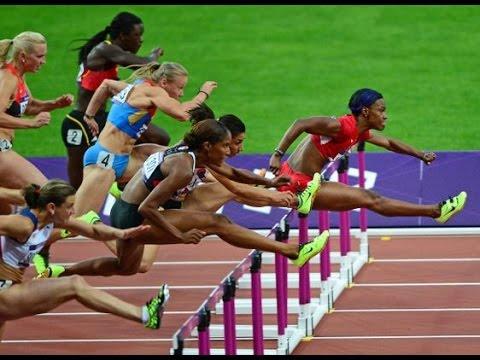 GOLD MEDAL WOMEN'S 100M HURDLES FINAL RACE 100 METER RIO ...