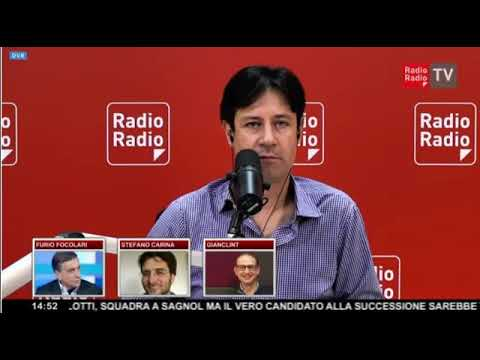 Gianclint di Milan Night ospite a Radio Radio 29 09 2017