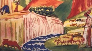 Казки картинної галереї - Мартірос Сарьян (45 серія) (Уроки з тітонькою Совою)