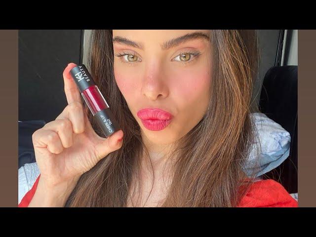 Sensual ruby /cheek&lip tint