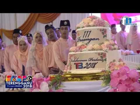 Perkahwinan Perdana 2018 : Terengganu Molek Doh!