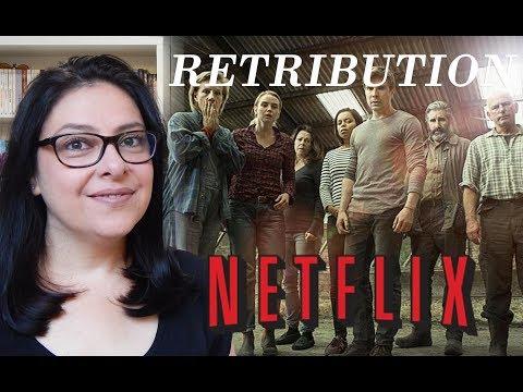 🎬 RETRIBUTION (Série Policial NETFLIX | Ju Oliveira