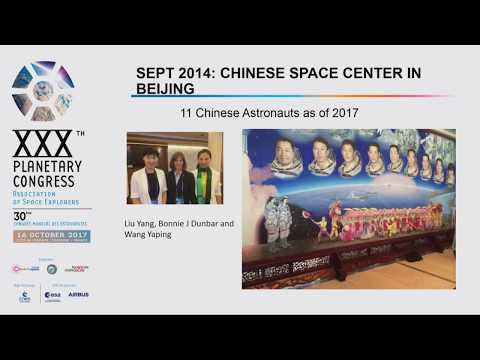 Human Space Flight: present and future in China - XXXth Planetary Congress