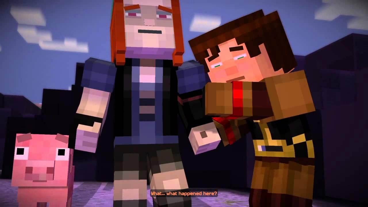 Minecraft Story Mode Season 2 Free Download