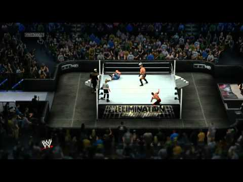 nL Live on Twitch.tv - The 'David Incident' [WWE 2K14 Online]