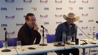 C2C PRESS CONFERENCE: Dustin Lynch Video