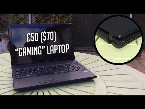 "The $70 Ebay ""Gaming"" Laptop"