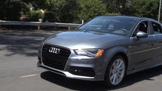 On the road: 2015 Audi A3 sedan