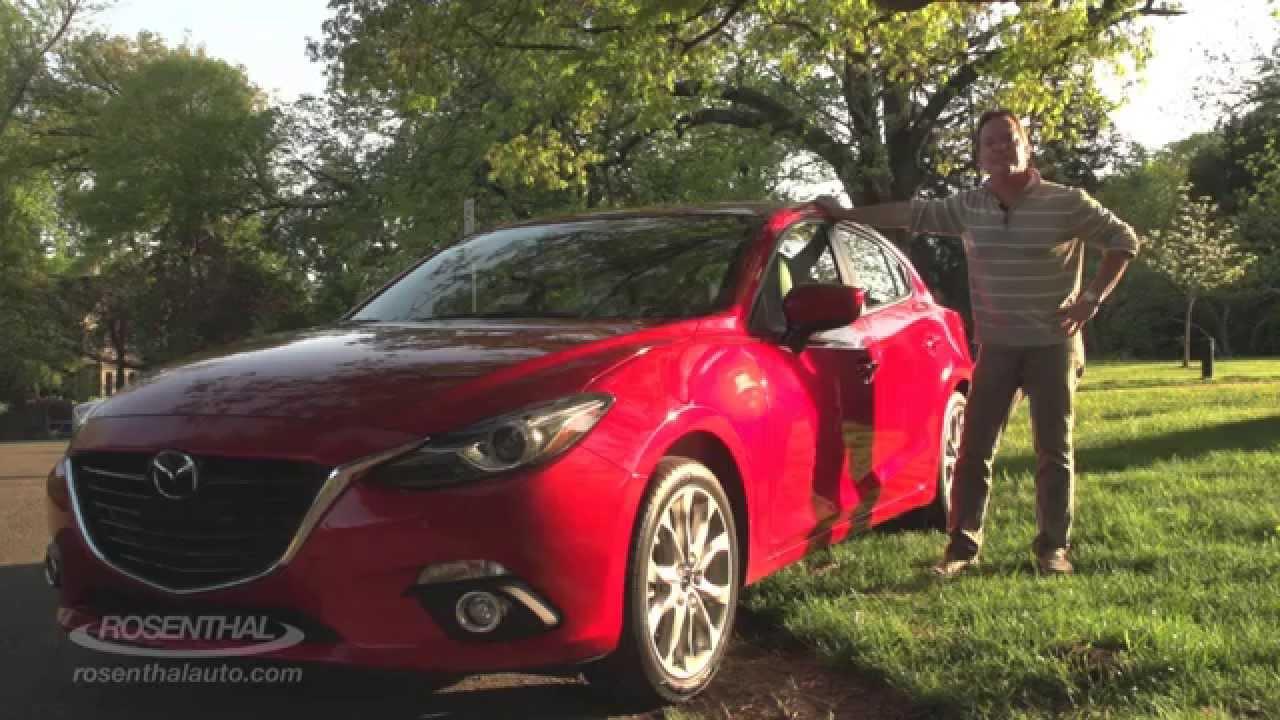 2014 Mazda3 Hatchback Test Drive U0026 Review