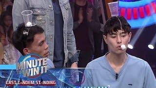 Blow It To Me Gently | Minute To Win It - Last Man Standing