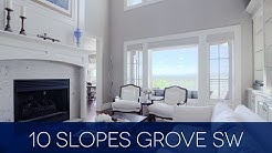 SOLD - 10 Slopes Grove SW - Springbank Hill Calgary, Alberta