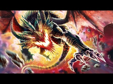 Photoshop Tutorial Now Available: Painting A Dynamic Dragon In Photoshop