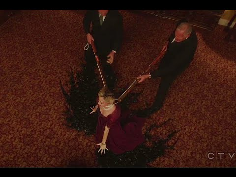 Agent Carter 02x06 scenes: Whitney Frost kills her husband and the board members