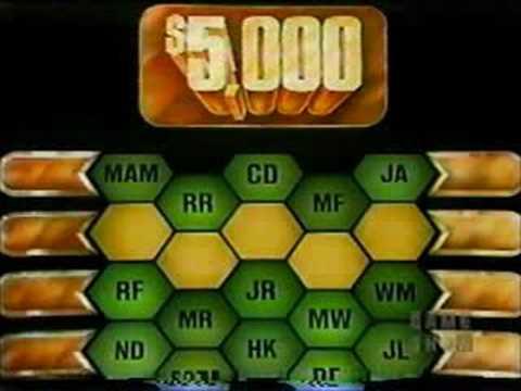 Blockbusters 1980-1982 unused version of theme
