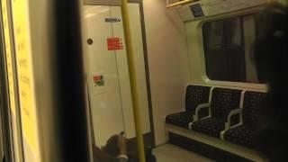 Full Journey On The Circle Line S7 Stock Clockwise Via Paddington & Baker Street