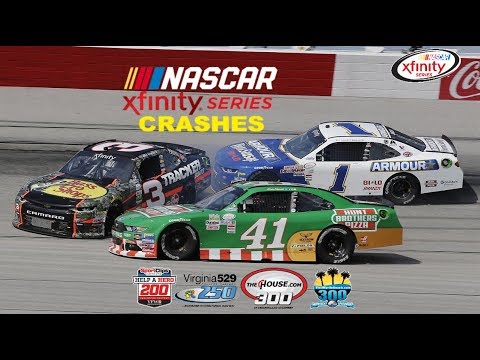 Start of Thursday's Xfinity Series race at Darlington delayed, starts in ...