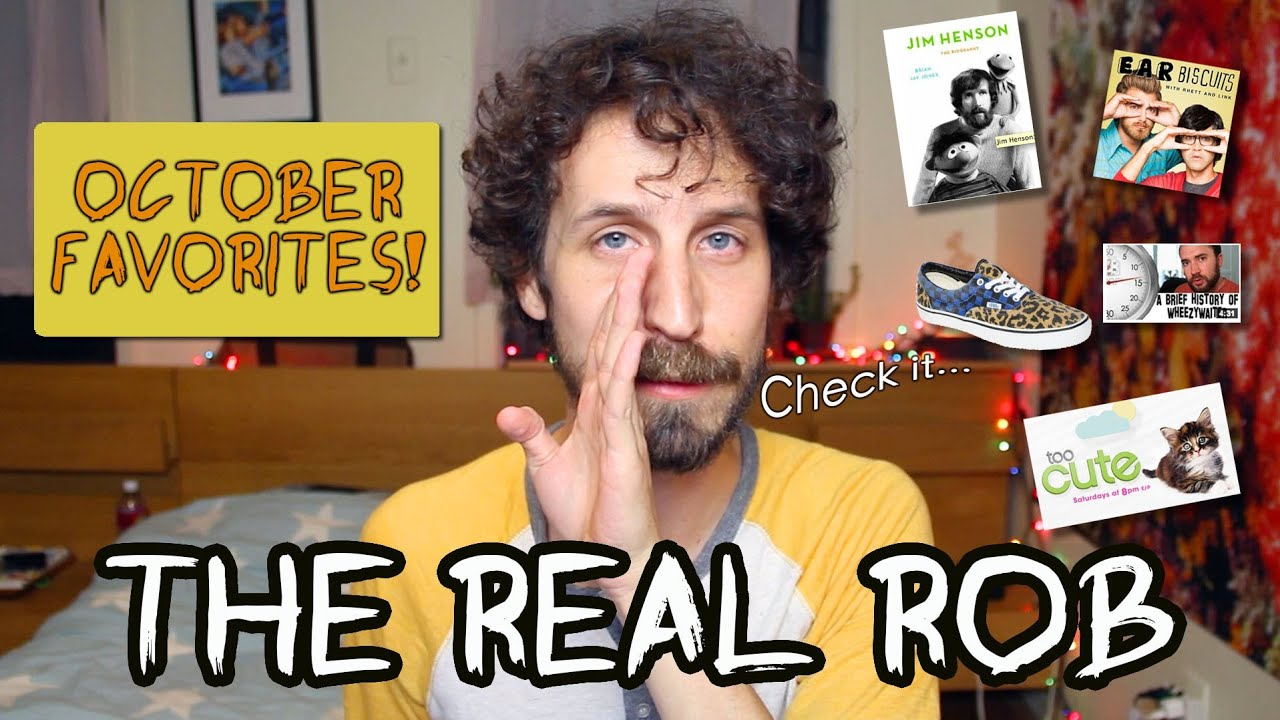 Download Ugly shoes and other October Favorites - The Real Rob