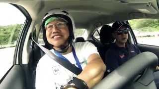 Mitsubishi Attrage Test Drive
