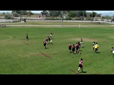Fullerton Girls v Idaho Girls