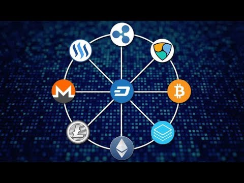 Cryptocurrency Review - Bitcoin To E-coin - Trading CFDs With Barry Norman