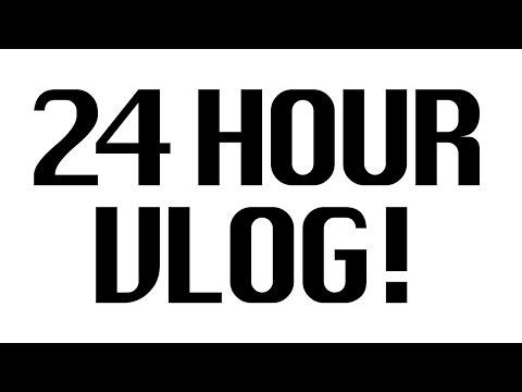 24 Hour Vlog! | iJustine