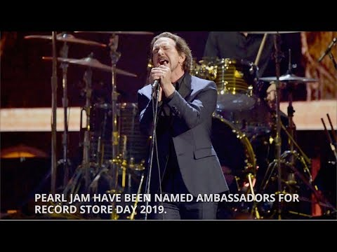 Pearl Jam Named Record Store Day 2019 Ambassadors Mp3
