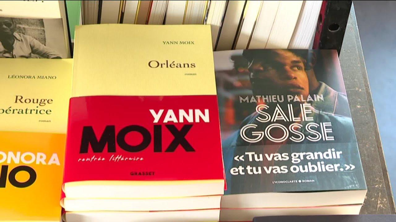 Sortie Du Livre De Yann Moix Orleans