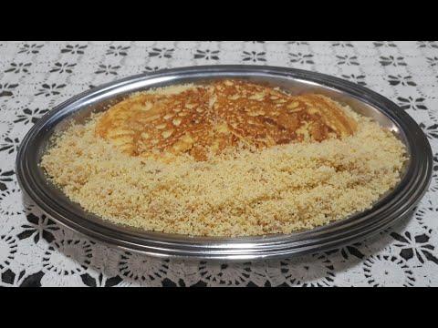 Omelete com Farofa de Manteiga - A Cozinha da Vovó Maria EXPRESS