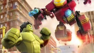 Лего Марвел Мстители 2 Фильм