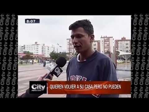 Engañan a venezolanos con trabajo en Bogotá | CityTv