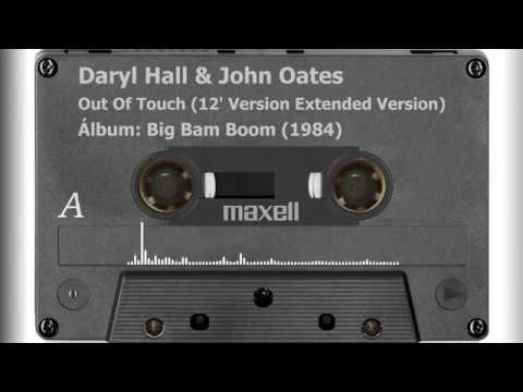 Daryl Hall & John Oates - Out Of Touch (12' Version Extended Version)