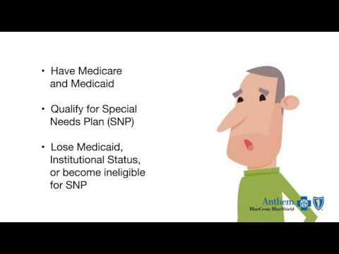 Anthem Medicare Overview