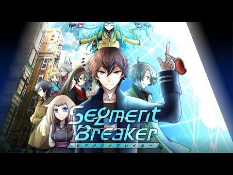 サイバーJRPG「セグメントブレイカー」ティザーPV