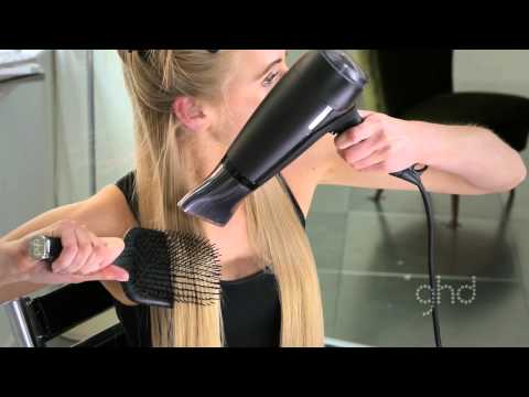 how-to hair | smooth and polished | ghd aura