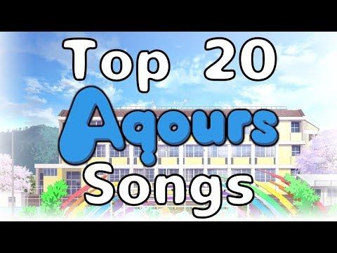 My Top 20 Aqours Songs Ranking (2018)