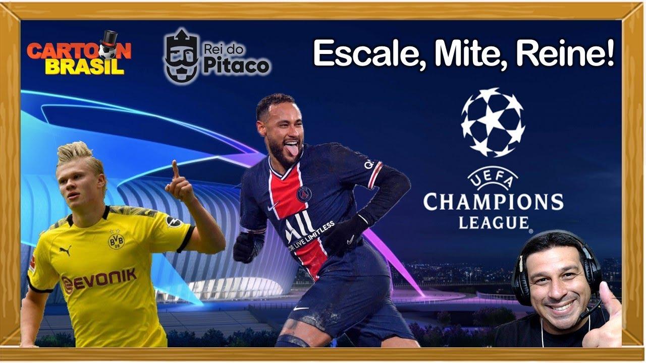 DICAS REI DO PITACO - 4ªs FINAL CHAMPIONS LEAGUE - 13 e 14.04.2021