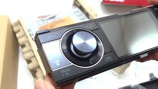 """Unbox Radios Pioneer DVH-875AVBT DVD con Pantalla TFT de Color de 3,5"""" Bluetooth"""