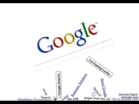 Top 13 google \u201ci\u0027m feeling lucky\u201d tricks :) - YouTube