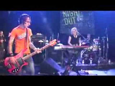 Boys Night Out-Dying [Live]