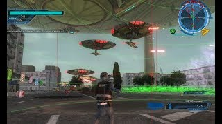INSANE ALIEN INVASION Gameplay  - Earth Defense Force 5