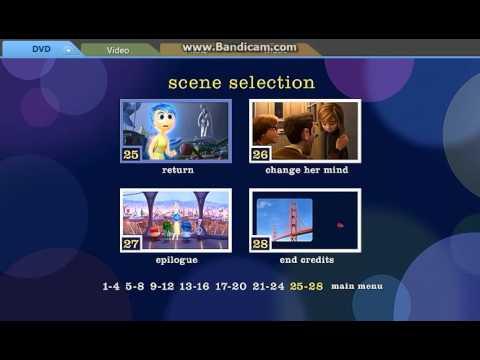 Inside out dvd menu walkthrough youtube for Inside 2007 dvd